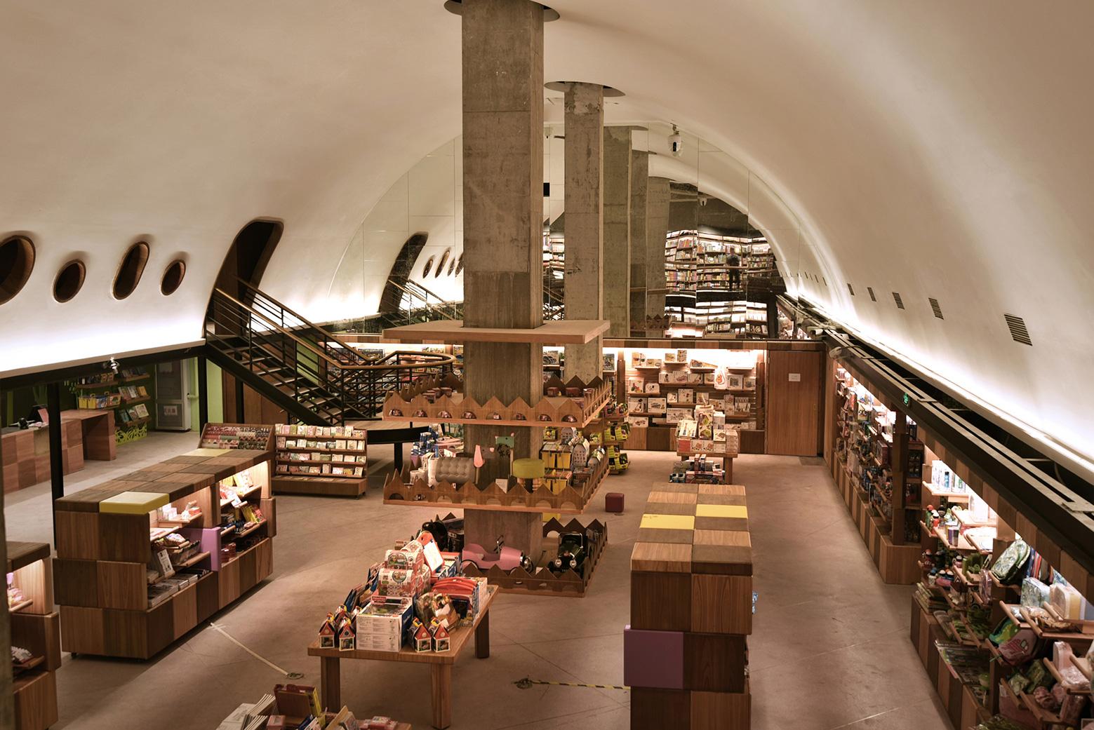 Fangsuo Book Store in Chengdu / Chu Chih-Kang (7)