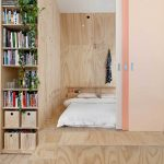 Flinders Lane Apartment / Clare Cousins Architects