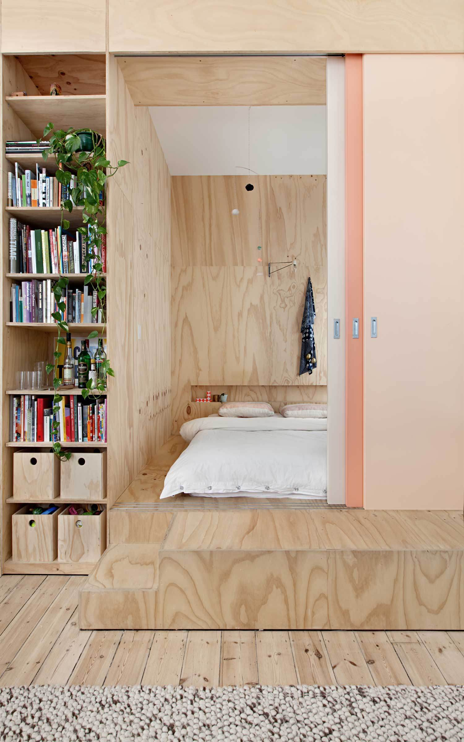 Flinders Lane Apartment / Clare Cousins Architects (14)