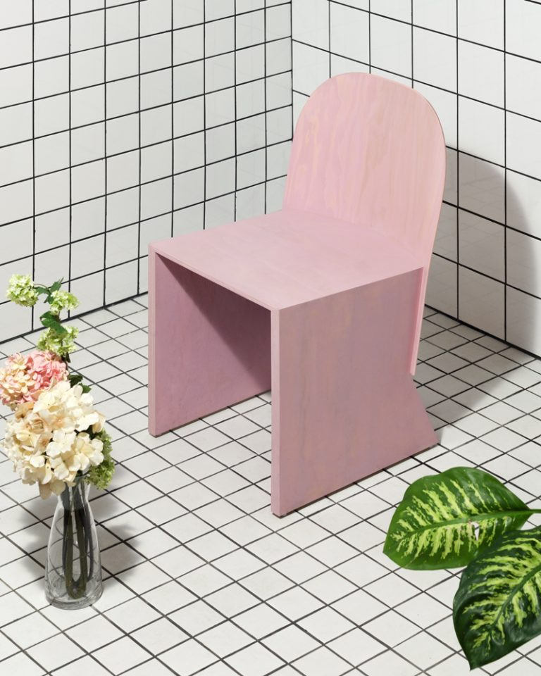 Florist Chair / Knauf and Brown