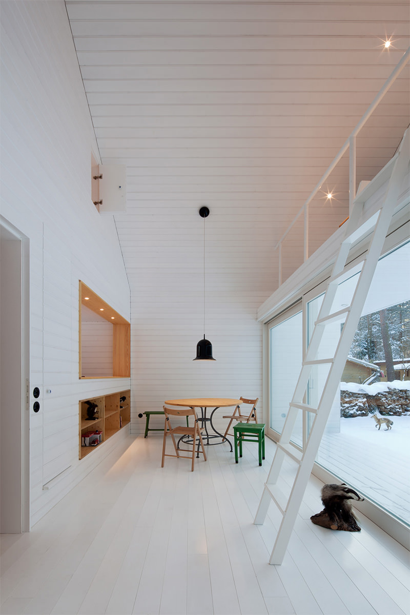 Forest House / Atelier St (4)