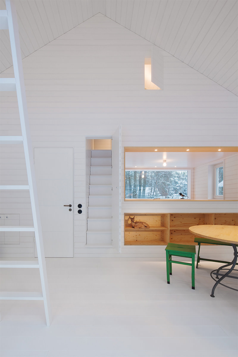 Forest House / Atelier St (3)