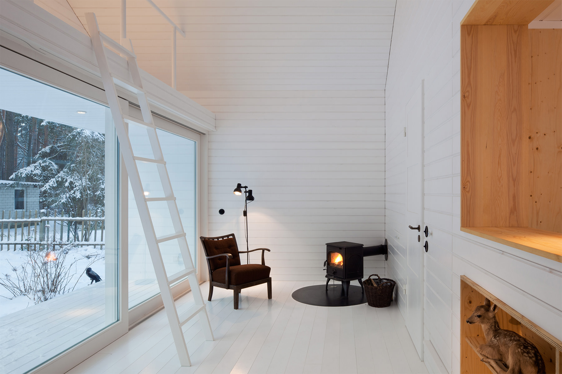 Forest House / Atelier St (2)