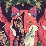 Foxes Bazu Eco Wallet /  Gustavo Pergoli