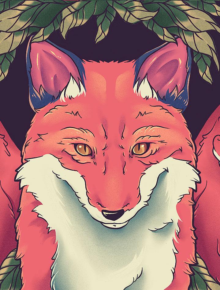 Foxes Bazu Eco Wallet / Gustavo Pergoli (7)