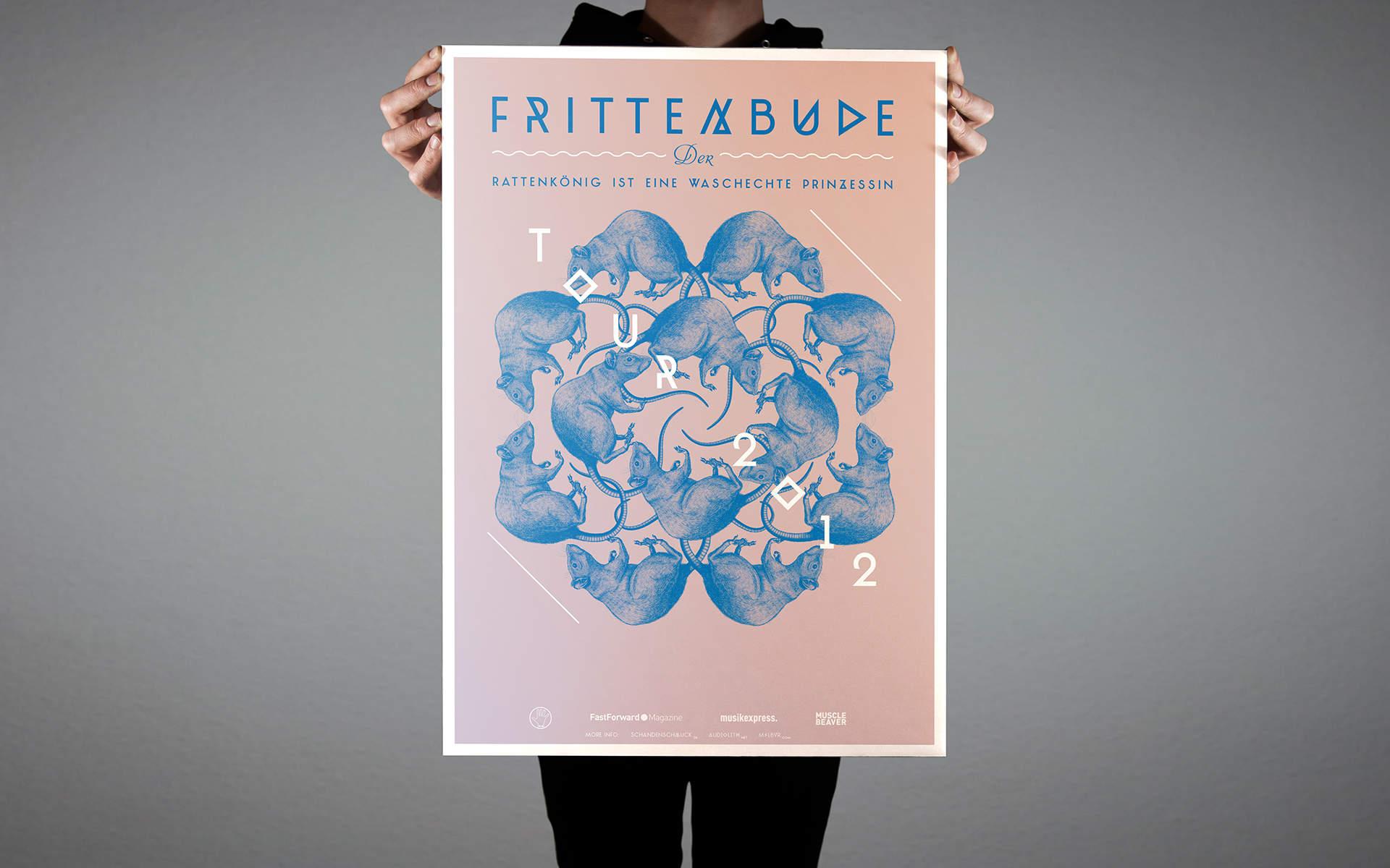 Frittenbude's tour 2012 / Moritz Welker