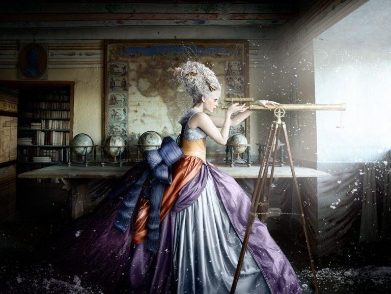 Frozen Tale / Alexia Sinclair