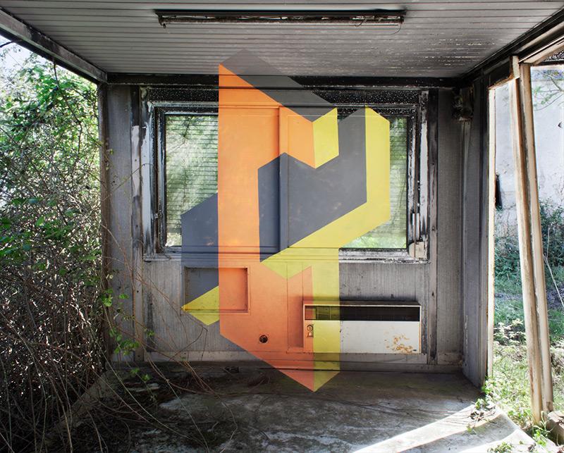 La Géometrie de l'Impossible / Fanette G (7)