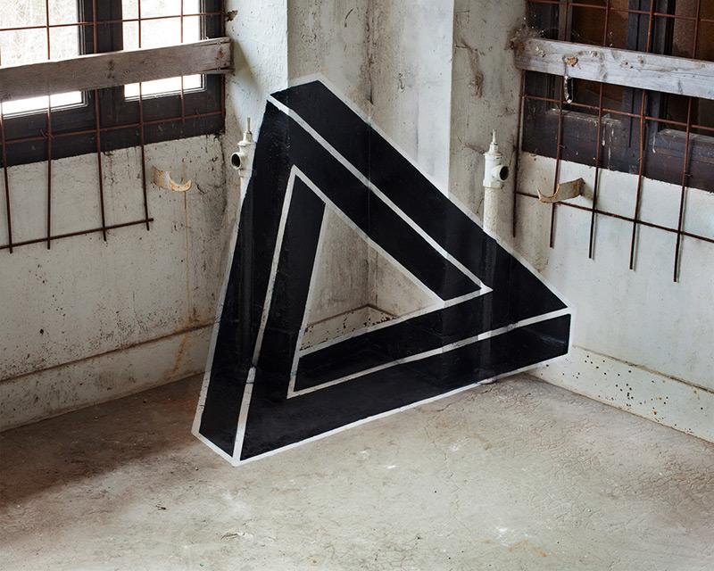 La Géometrie de l'Impossible / Fanette G (4)