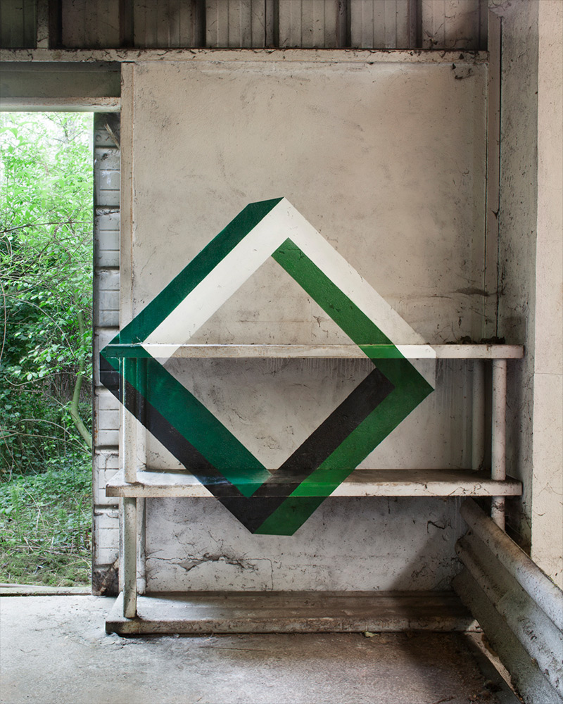 La Géometrie de l'Impossible / Fanette G (2)
