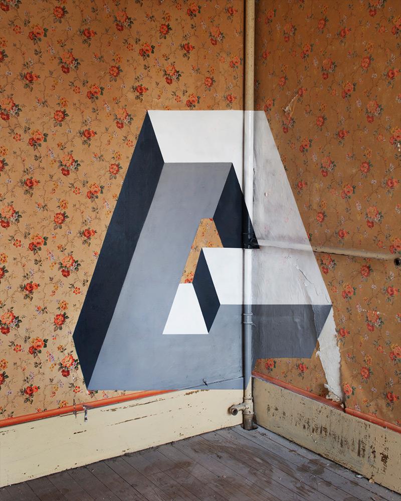 La Géometrie de l'Impossible / Fanette G (1)