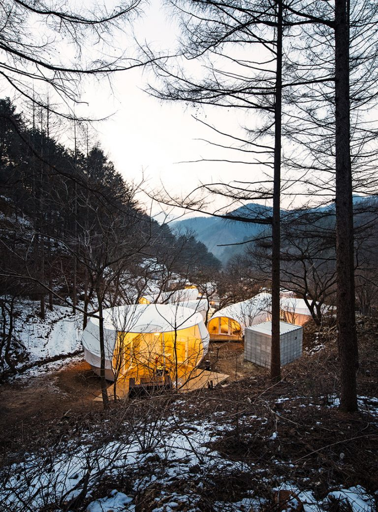 Glamping For Glampers / ArchiWorkshop