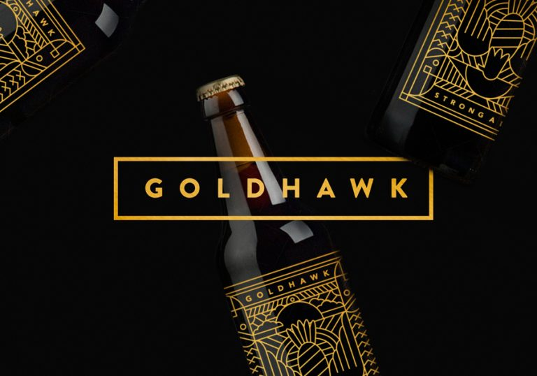 Goldhawk Ale / Don't Try Studio