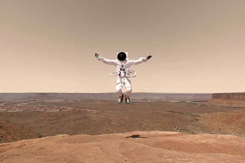 Greetings From Mars / Julien Mauve (19)