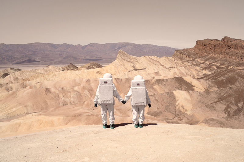 Greetings From Mars / Julien Mauve (16)