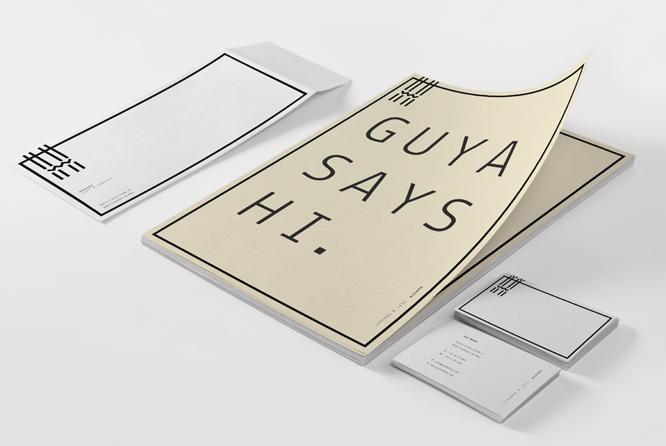 Guya Hansen Identity - Woodlake