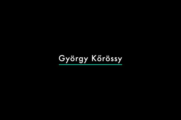 György Kőrössy Website / Build