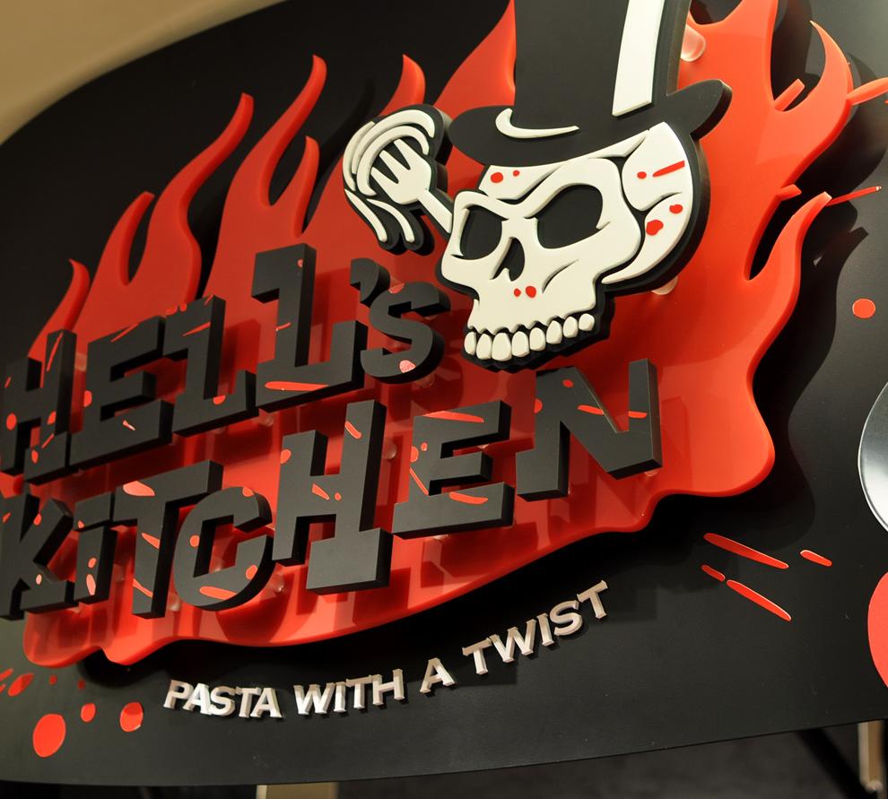 Onion Design / Hell's Kitchen