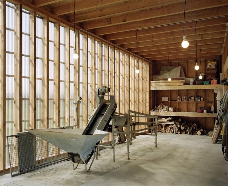 Hangar Ostréicole / Raum (1)