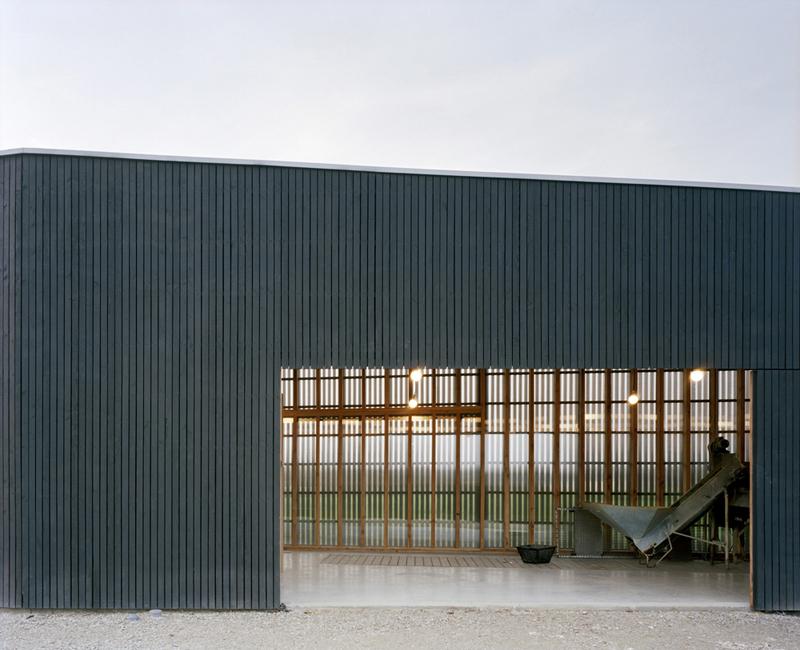 Hangar Ostréicole / Raum (13)