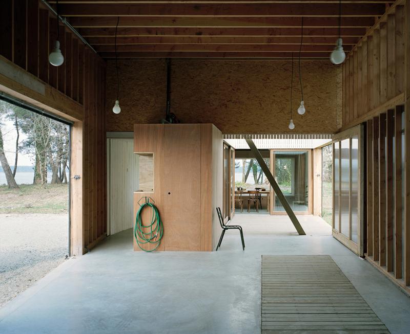 Hangar Ostréicole / Raum (10)