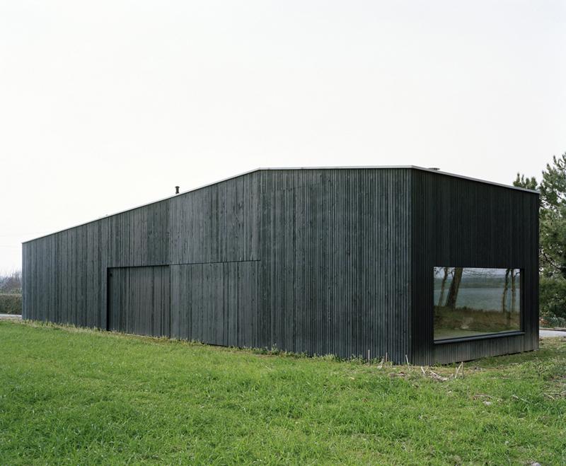Hangar Ostréicole / Raum (9)
