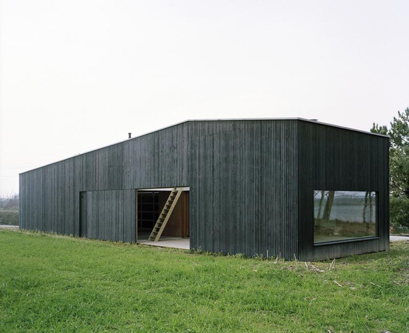 Hangar Ostréicole / Raum (8)