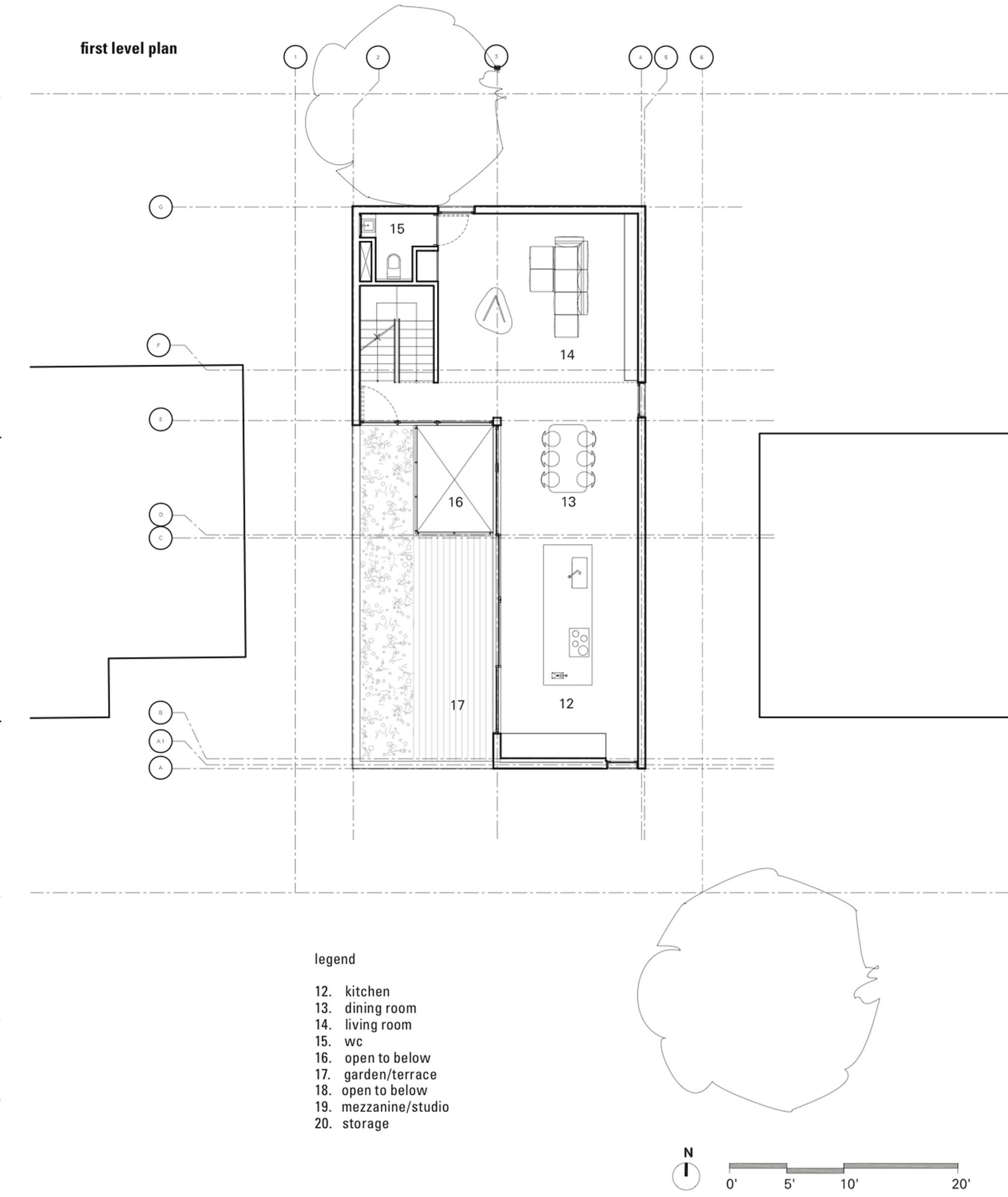Holy Cross House / Thomas Balaban Architect (3)