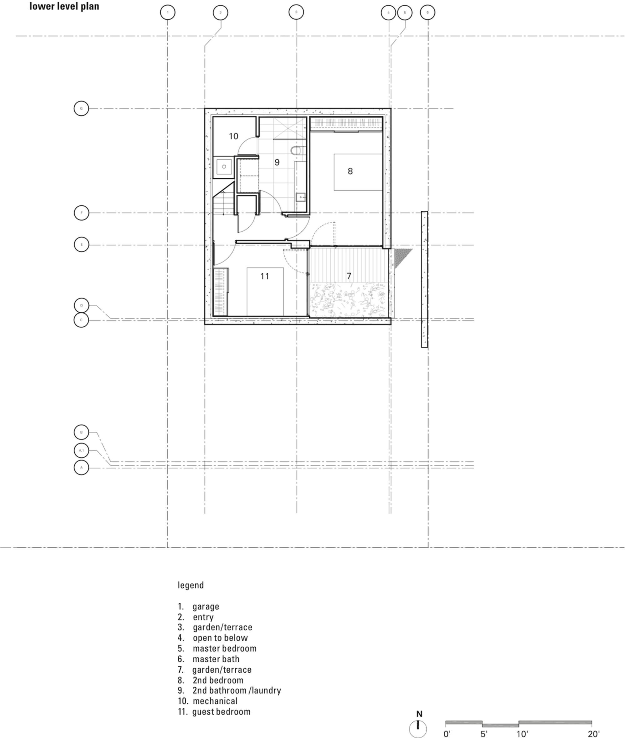 Holy Cross House / Thomas Balaban Architect (2)