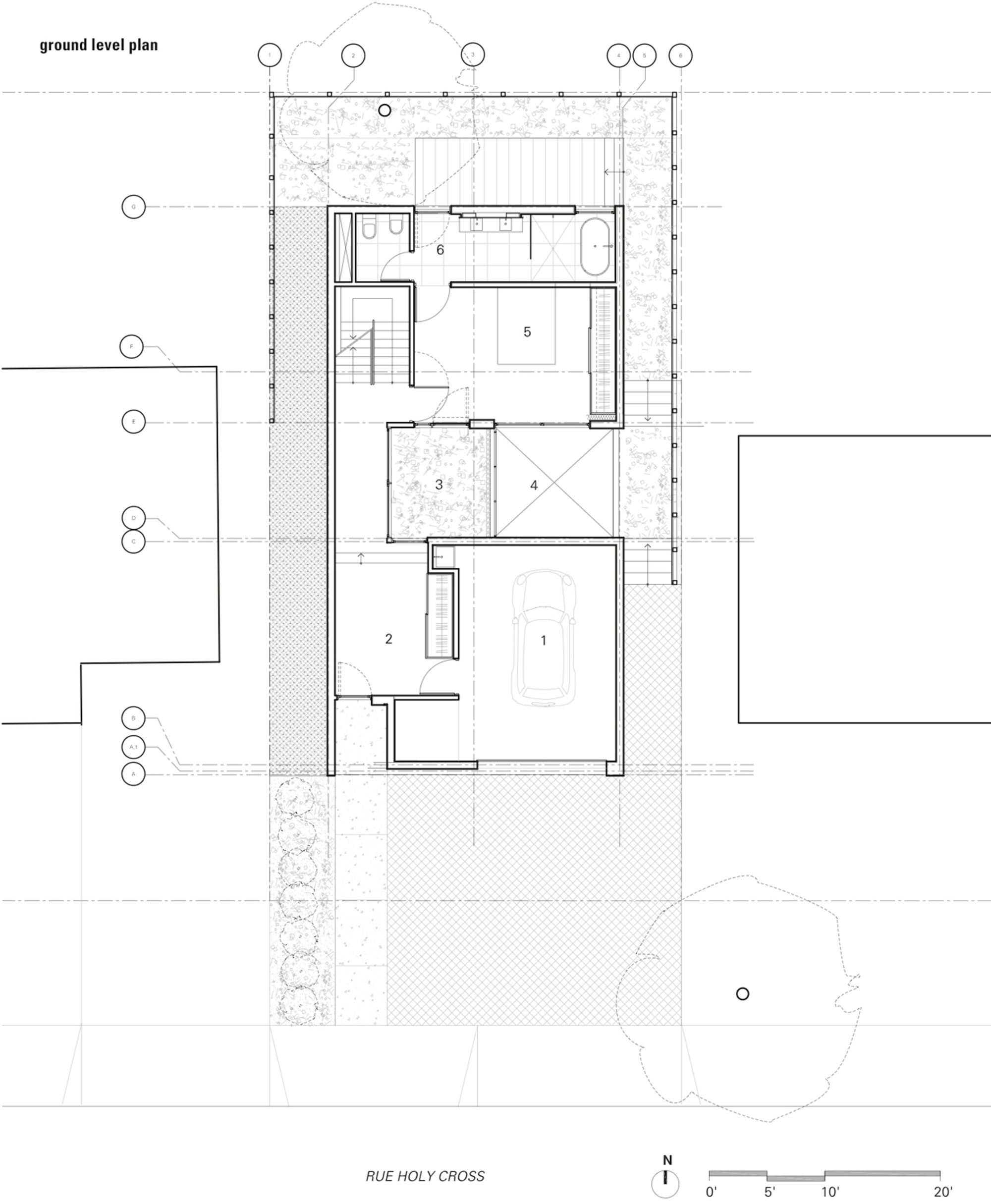 Holy Cross House / Thomas Balaban Architect (1)