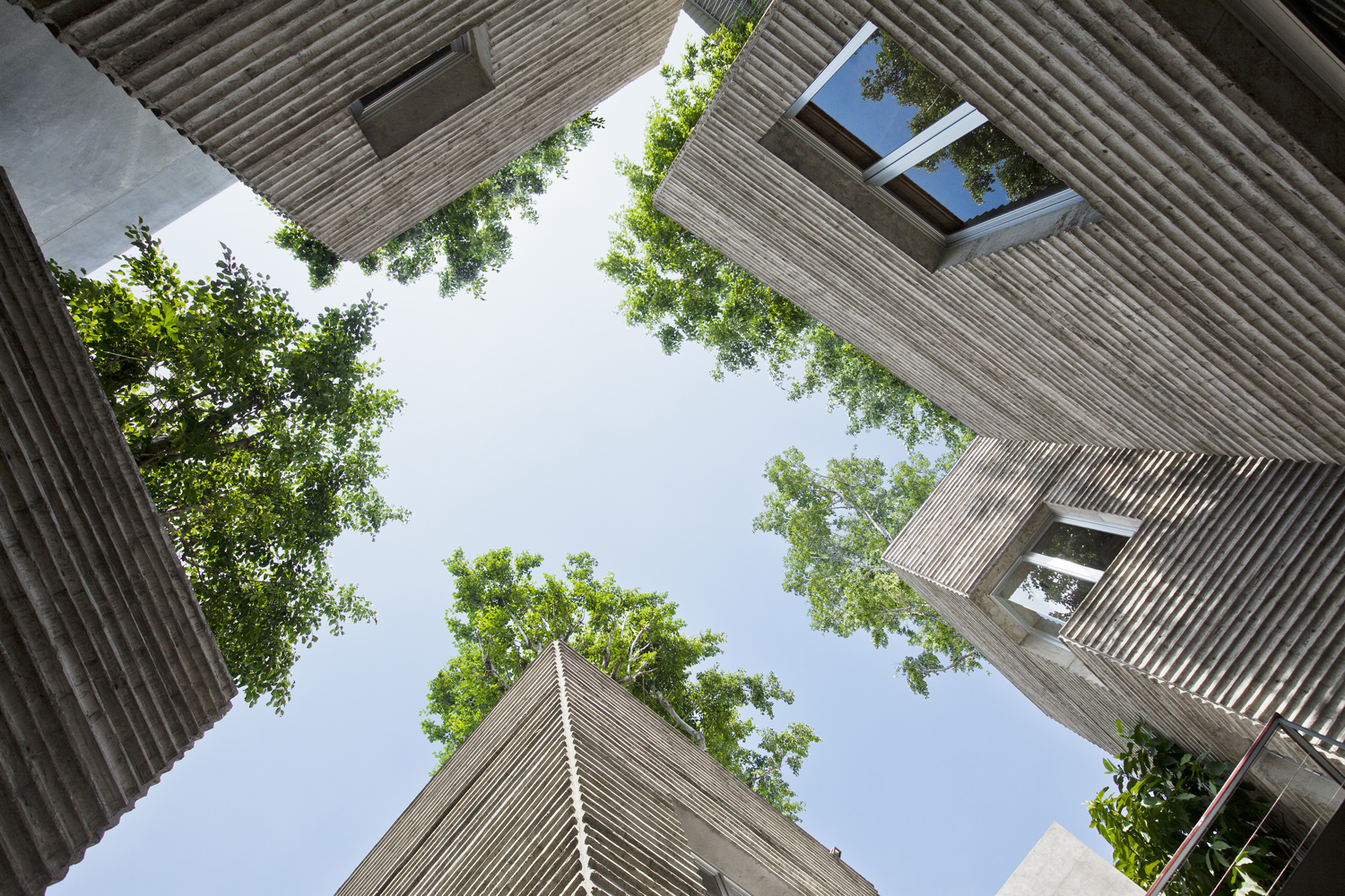 House for Trees / Vo Trong Nghia Architects (7)