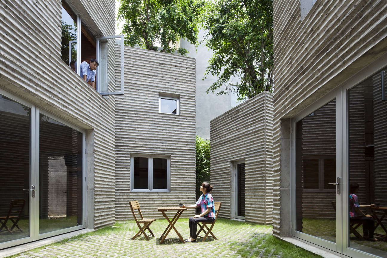 House for Trees / Vo Trong Nghia Architects (6)