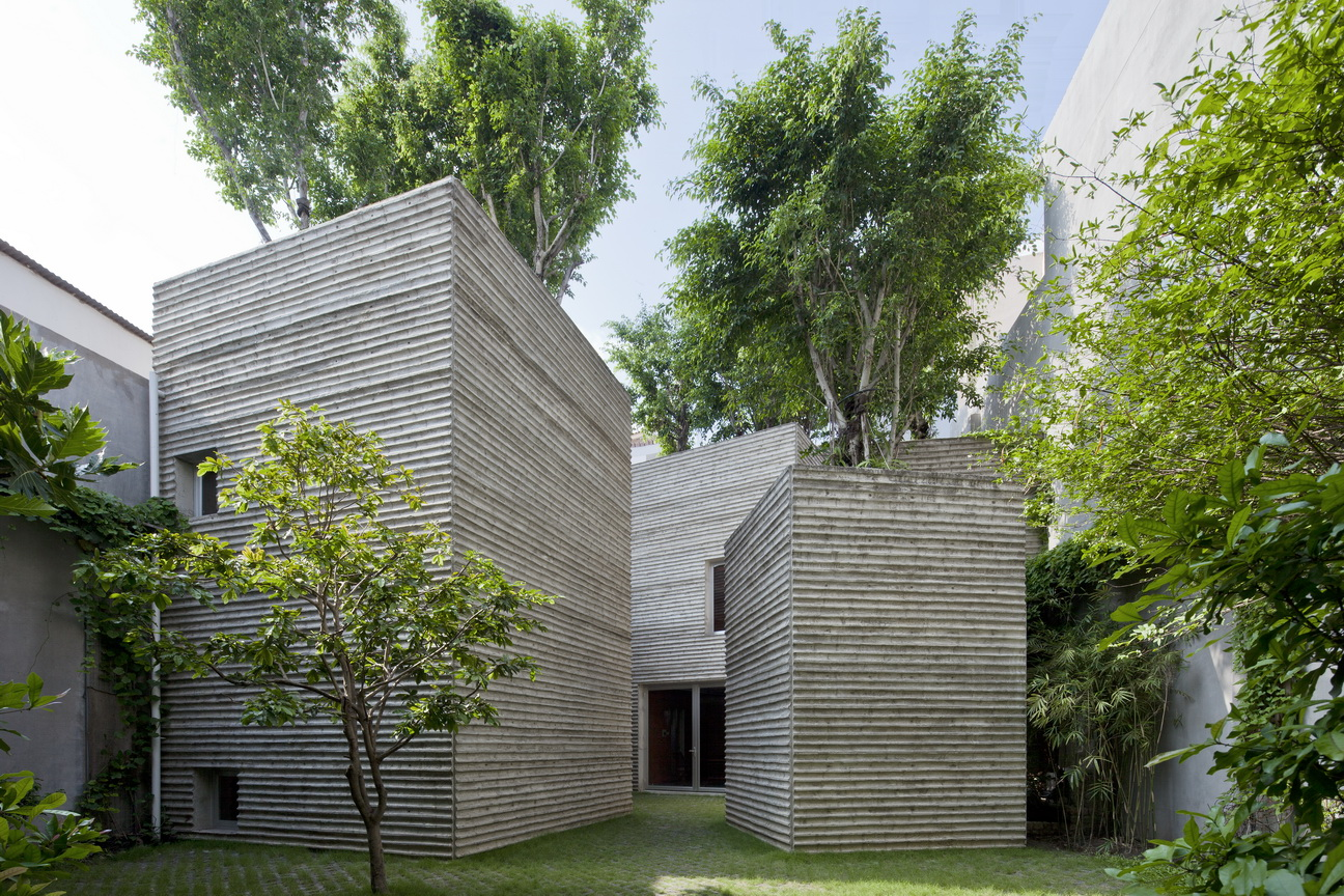 House for Trees / Vo Trong Nghia Architects (3)