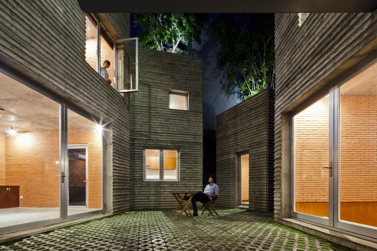 House for Trees / Vo Trong Nghia Architects (1)