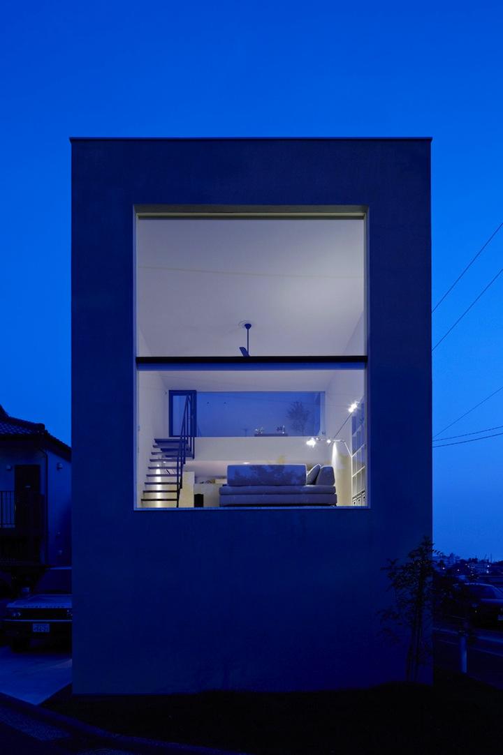 Maison à Hiyoshi / EANA