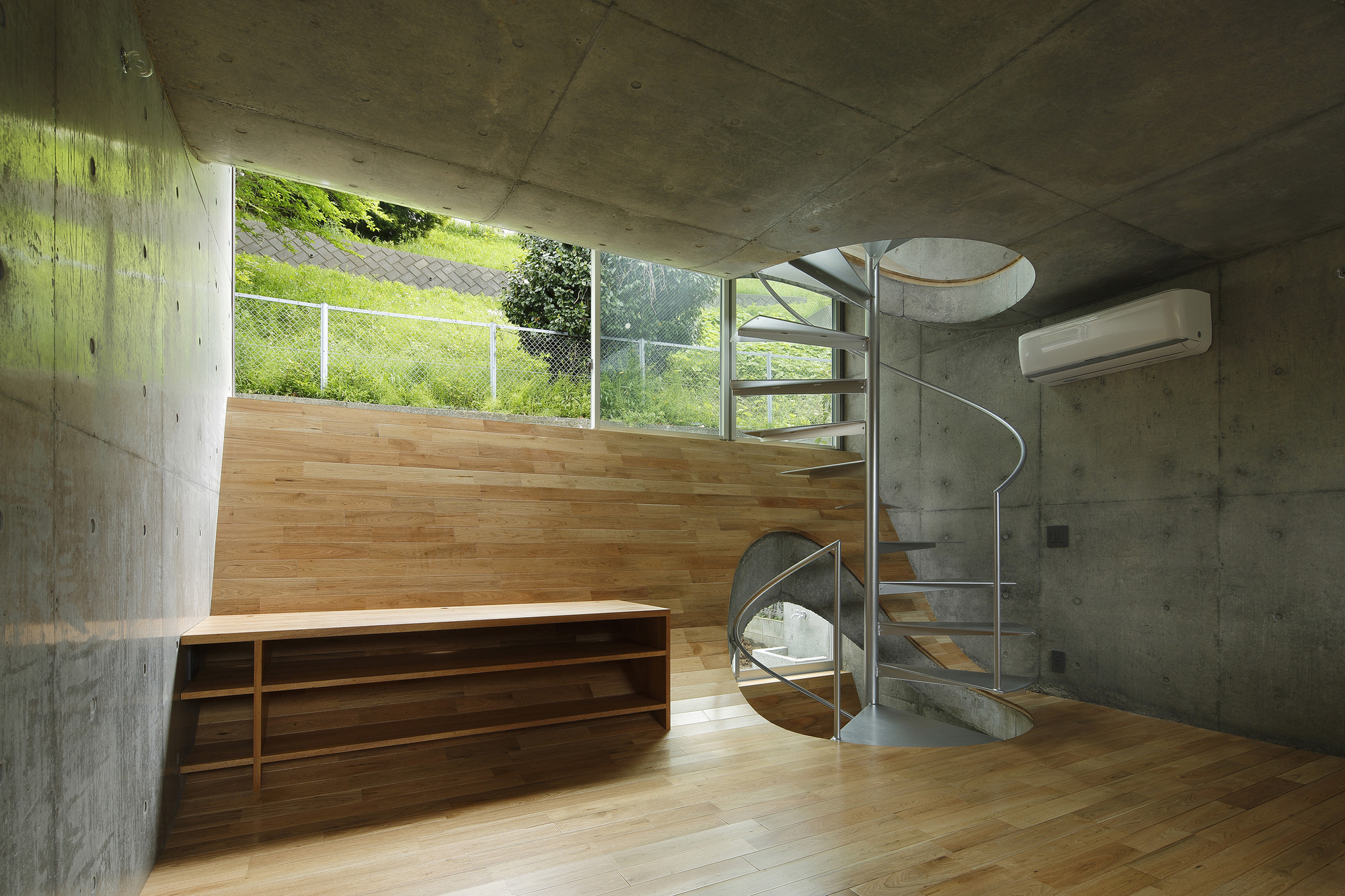 House in Byoubugaura / Takeshi Hosaka (16)