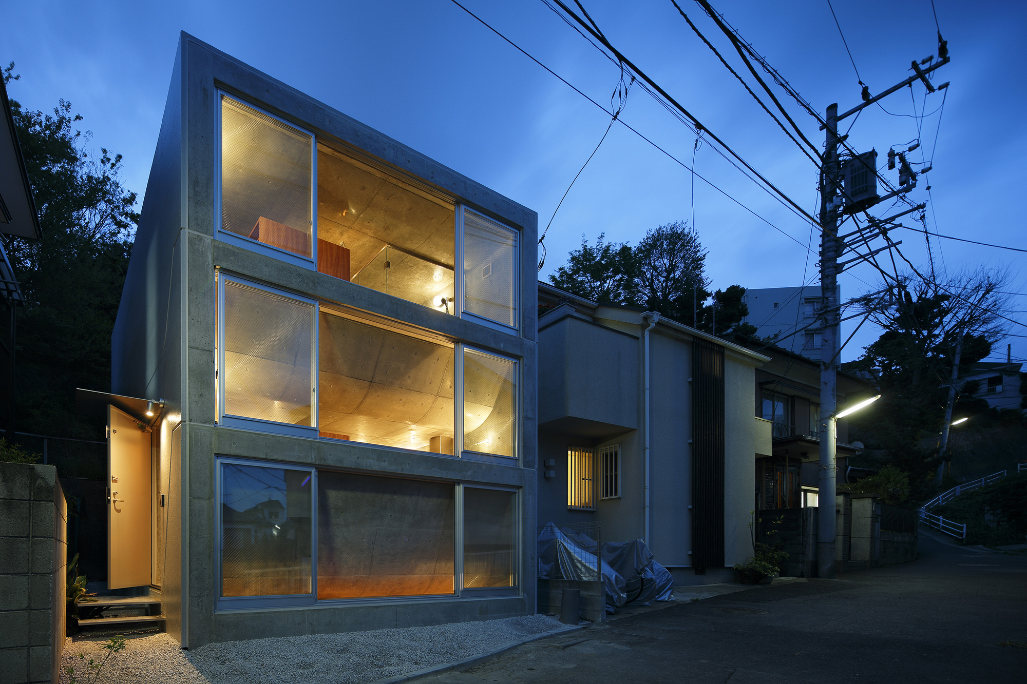 House in Byoubugaura / Takeshi Hosaka (14)