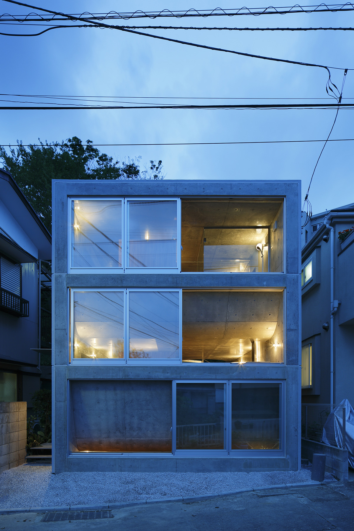 House in Byoubugaura / Takeshi Hosaka (13)