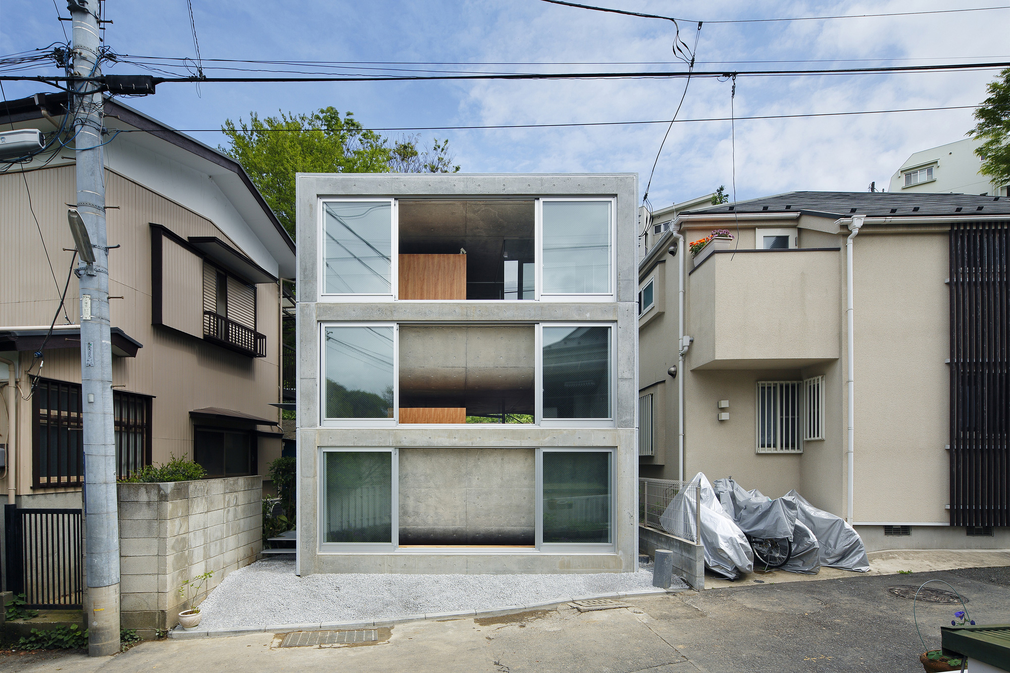 House in Byoubugaura / Takeshi Hosaka (29)