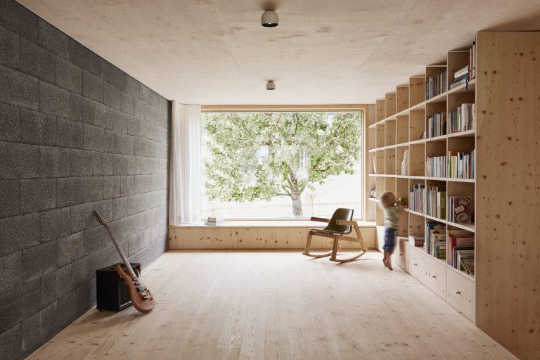 House Feurstein / Innauer Matt Architekten