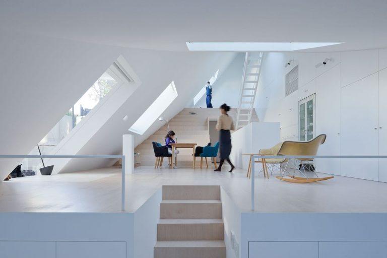 House K / Sou Fujimoto Architects