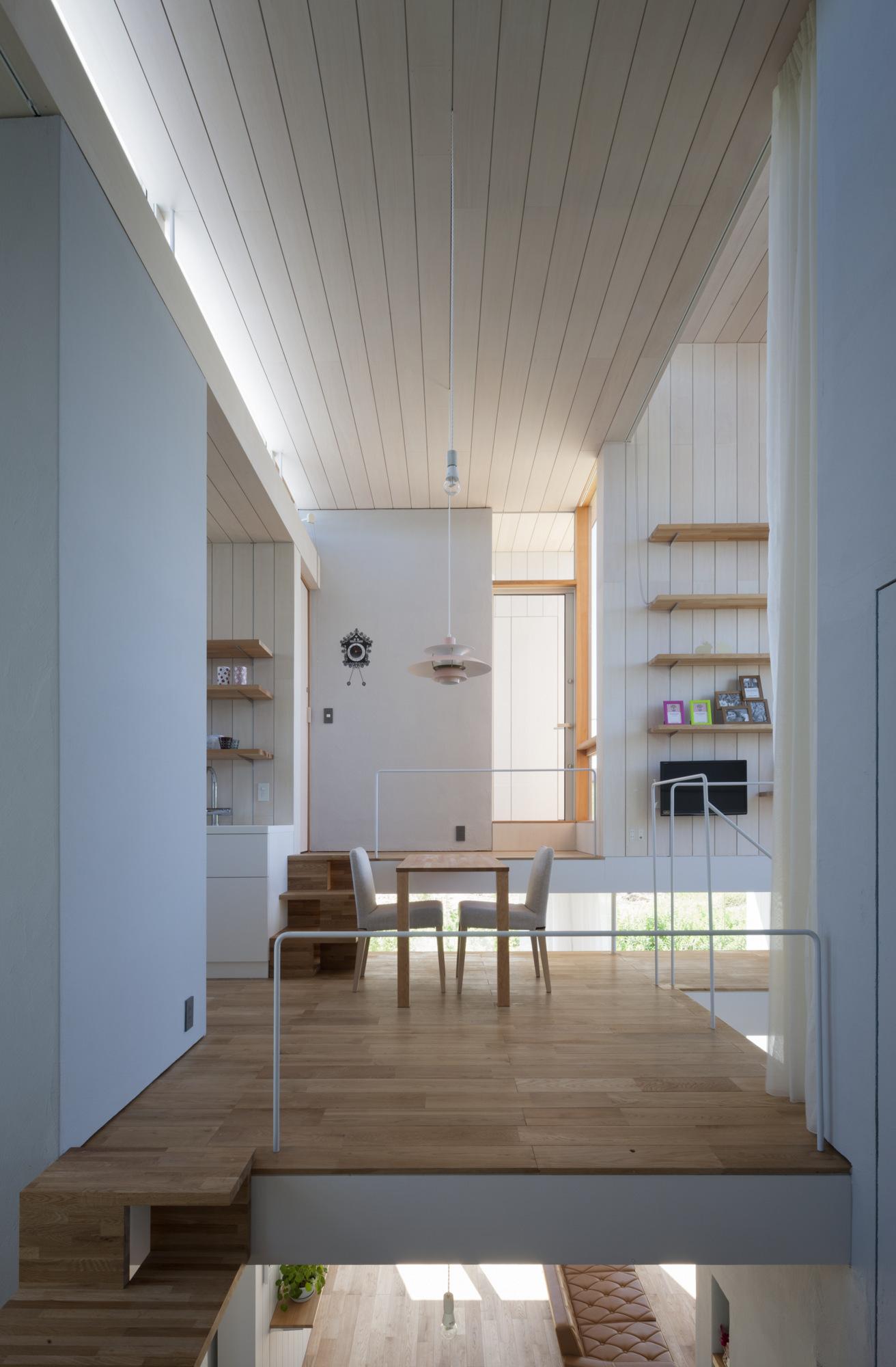 House Passage of Landscape / Ihrmk (6)