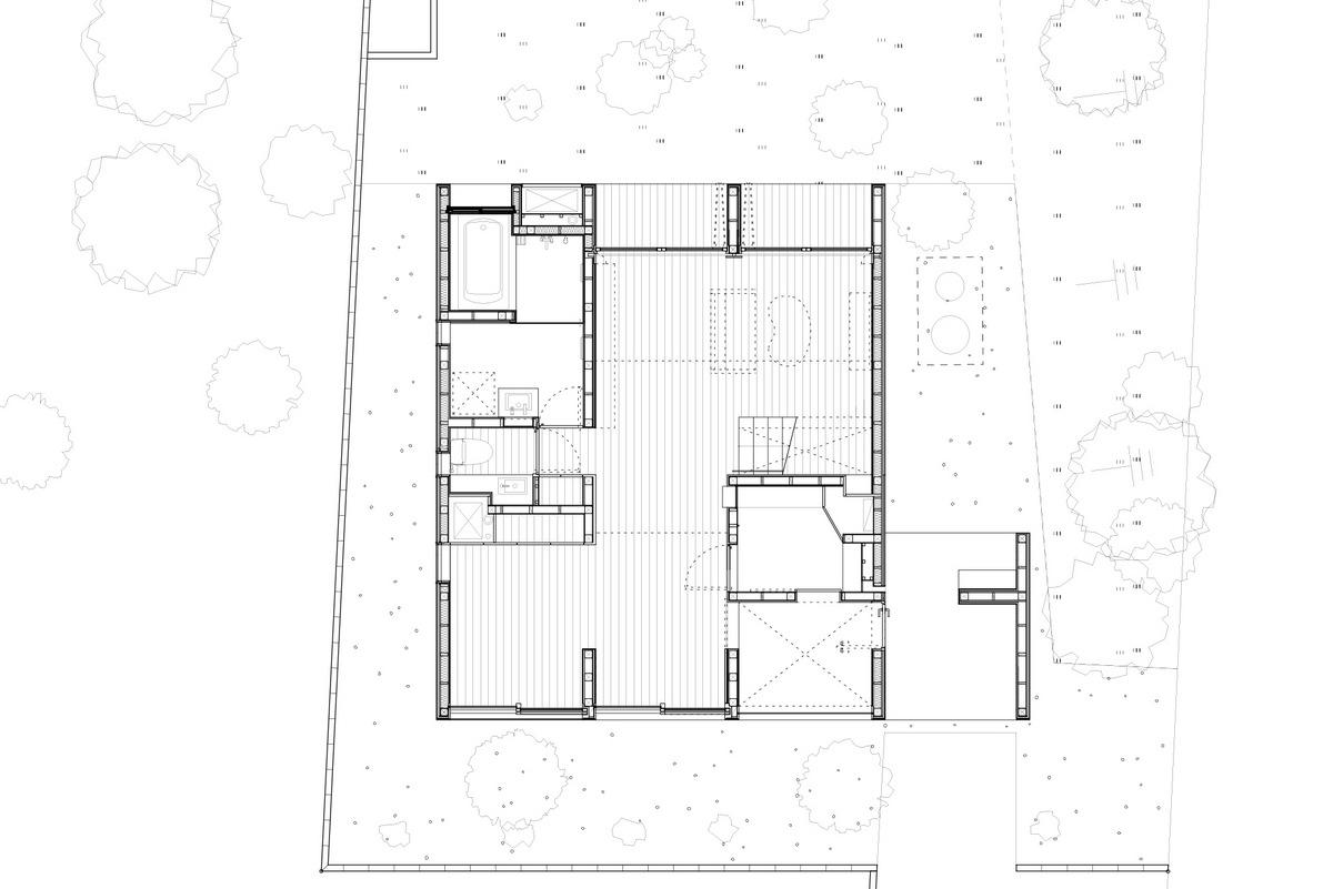 House Passage of Landscape / Ihrmk (4)