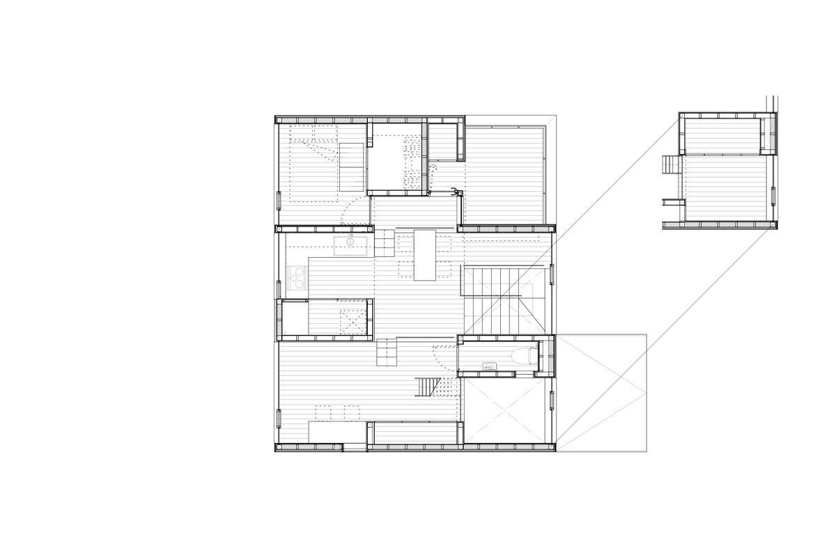 House Passage of Landscape / Ihrmk (3)