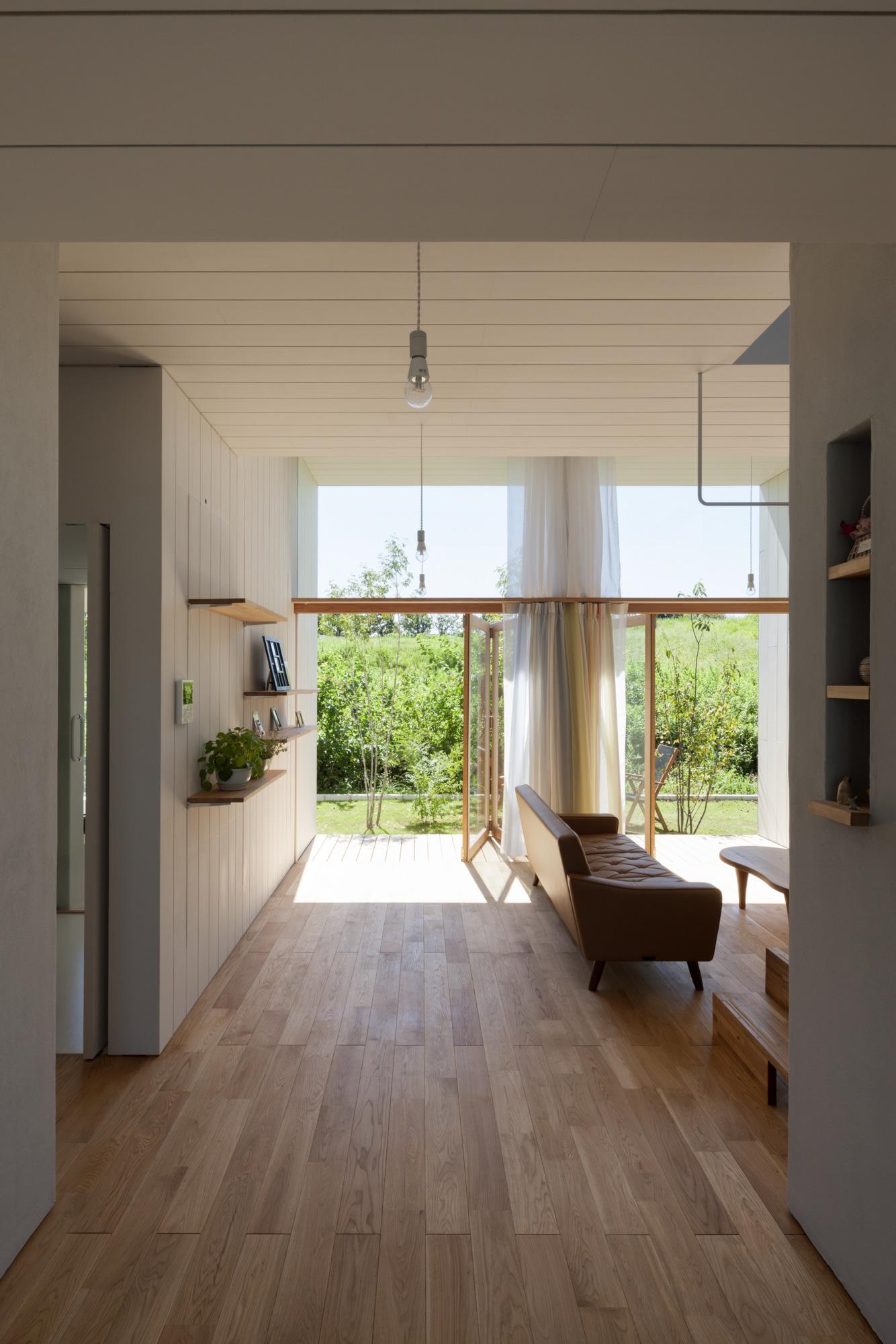 House Passage of Landscape / Ihrmk (13)