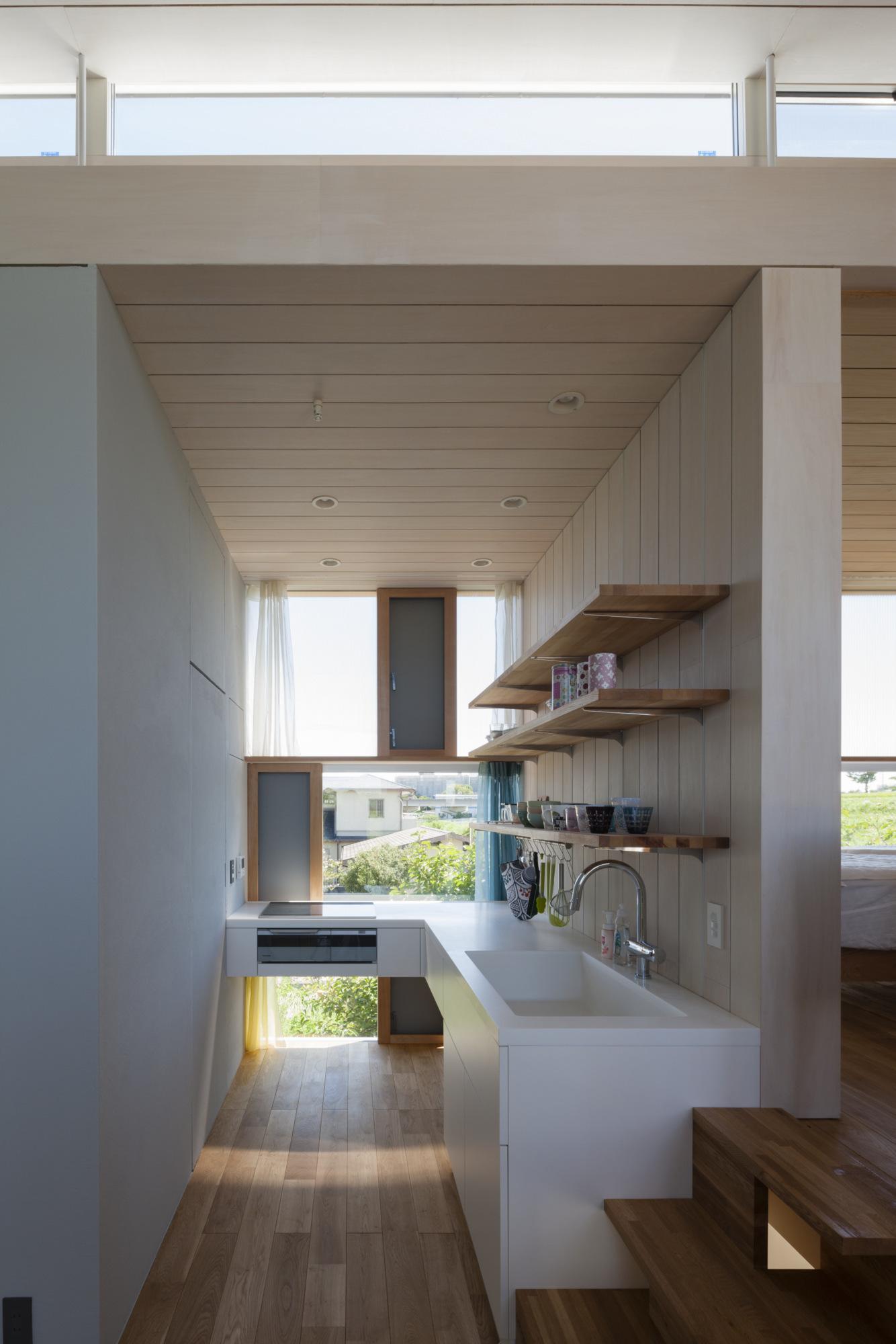 House Passage of Landscape / Ihrmk (12)