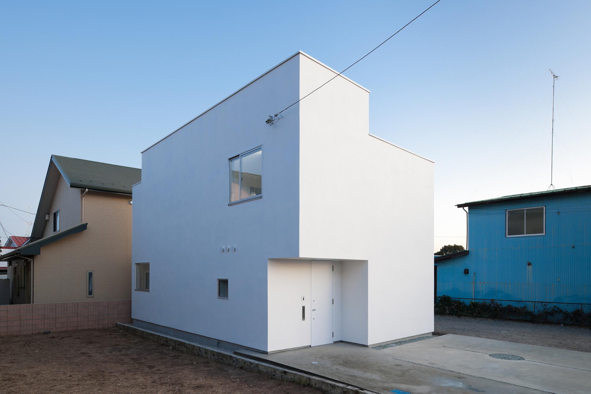 House in Utsunomiya2 / Soeda Associates Architects