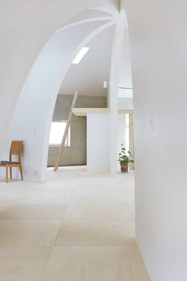 House i for a Family / Hiroyuki Shinozaki (7)