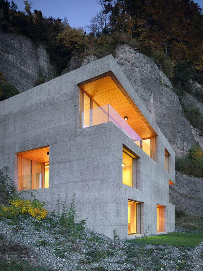 Huse Vacation House - Lischer Partner Architekten
