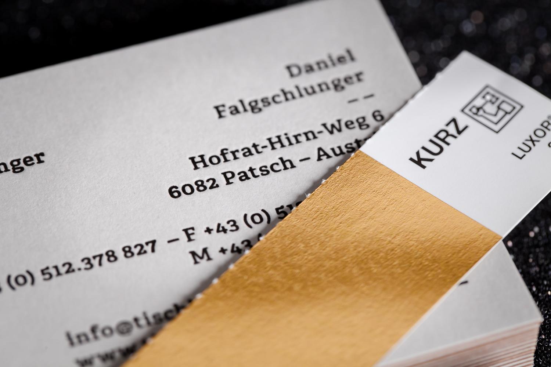 Tischlerei Gebrüder Falgschlunger / Bureau Rabensteiner